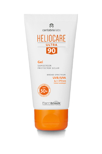 HELIOCARE Ultra Gel SPF 90 Photoprotection gel for intense sun exposure.